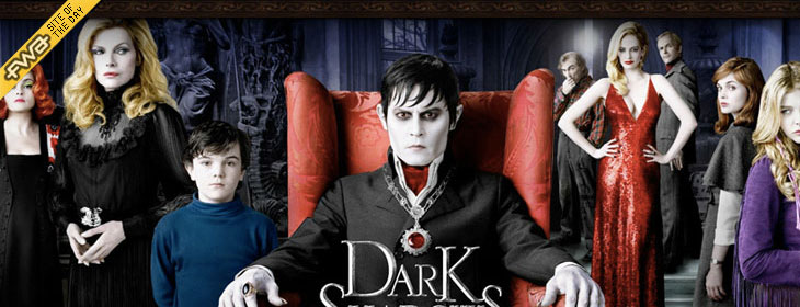 Dark Shadows Meet The Residents